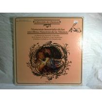 Lp Momentos Inmortales De100 Obras Maestras De La Musica Pm0