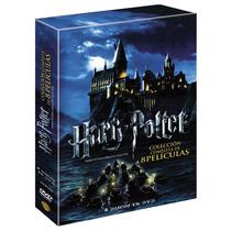 Harry Potter / Colección Completa 8 Peliculas