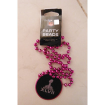 Collar Party Beads Nola Super Bowl Xlvii Ravens Vs 49ers
