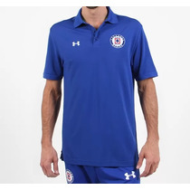 Playera Polo Cruz Azul Travel Marca Under Armour 2014-2015