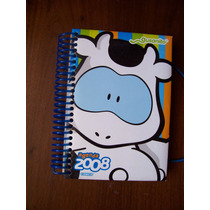 Agenda Gusanito Para Niños 2008-ilust-cowco-