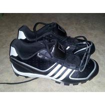 Zapatos Para Softball Marca Adidas Talla 5.5 Mexicano