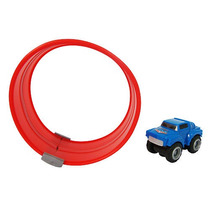 Max Tow Truck Mini Camiones -nuevo Jeep - Azul