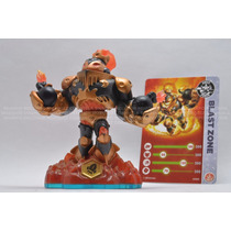 Figura Skylanders Blast Zone Swap Force Fire