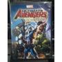Dvd Los Vengadores 1 Anime Caricaturas Ghibli Avengers