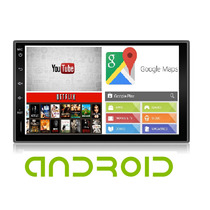 Auto Estereo Pantalla Universal Android Gps Wifi Internet