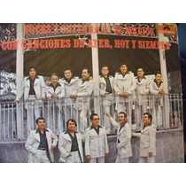 Lp Voces Y Guitarras De Mexico Envio Gratis