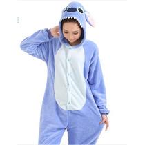 Pijama Stitch Kigurumi Disfraz Cosplay Ropa Dormir Talla M