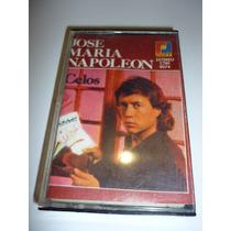 José María Napoleón Celos Kct 1982 Rarisimo! Hm4