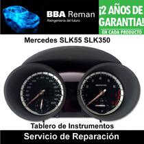 Mercedes Slk Slk55 2005 2010 Tablero Instrumentos Reparacion