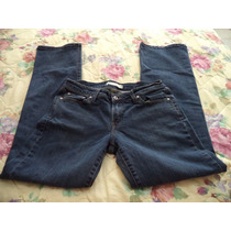 Pantalon D Mezclilla Levi´s 545 Strech Para Dama Talla 10-36