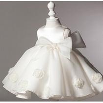 Hermoso Vestido De Bebe Sobre Pedido