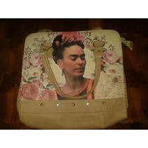 Muy Bonitas Bolsas Con Imagenes De Frida Kahlo