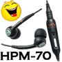 Manos Libres Sony Ericsson Hpm-70 W580 S500 K850 C510 W880