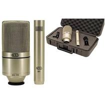 Mxl 990/991 Kit De 2 Microfonos De Grabacion