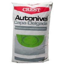 Cemento Crest Autonivel 40kgs