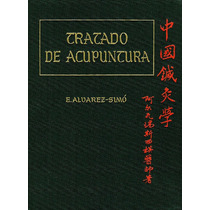 Tratado De Acupuntura China 4 Tomos - Libro