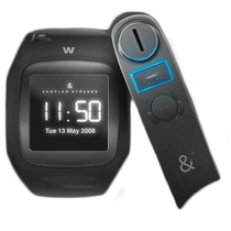 Reloj Celular Touch Phonewhatch Manos Libres Mp3 Bluetooth