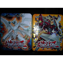 Yu-gi-oh! Tins Wave 1 2012 Evolzar Champion Excalibur Latas