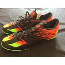 Zapatos Tenis Fútbol Messi Adidas 15.4 Indoor 28 Mx