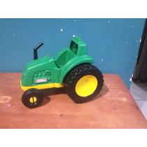 Tractor De Jugete Tonka (tipo John Deere)
