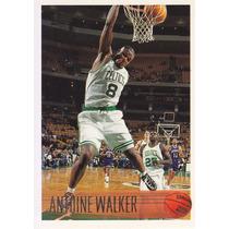 1996-97 Topps Rookie Antoine Walker Celtics