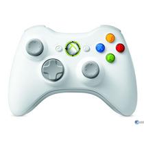 Control Inalambrico Blanco Xbox 360 Nuevo En Bolsa
