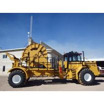 Camion Restirador De Cable Electrico Todo Terreno P/ Postes