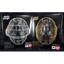 Daft Punk Figuras De Bandai - Guy Manuel Y Thomas Bangalter