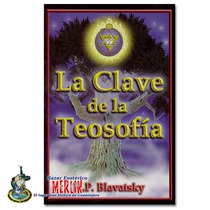Libro La Clave De La Teosofia - H.p. Blavatsky