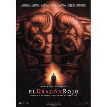 Dragon Rojo. Anthony Hopkins. Formato Dvd