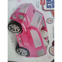 Montable Electrico Cadillac Escalade De Barbie