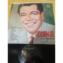 Carlos Campos Y Su Orquesta