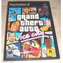 Gta Grand Theft Auto Vice City - Play Station 2 Ps2 Nuevo