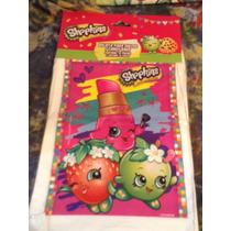 Shopkins Artículos De Fiesta 25 Bolsitas De Plástico