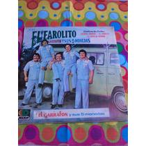 El Farolito Lp El Garrafon Y Sus Cinco Monedas 1980