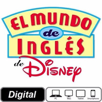 El Mundo De Ingles-magic English Ambas De Disney En Digital