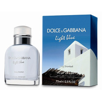 Rm4 Perfume D&g Light Blue Living Stromboli Original (125ml)