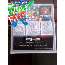 .: En Mano :. Pandora Silver Cloth Box Vol 2 Plata Shg Folei