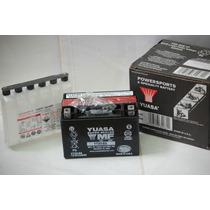 Bateria Acumulador Yuasa Ytx7a-bs Para Moto