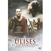Ulises El Inframundo Dvd (odysseus & The Isle Of The Mists)