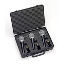 Paquete De 3 Microfonos Con Clip Super Económicos Samson R21