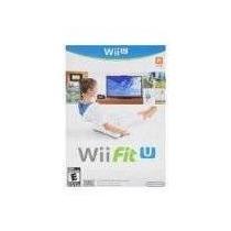 Wii Fit U (juego Solamente, Ninguna Meter Fit Balance Board
