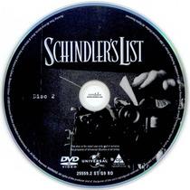 La Lista De Schindler Dvd Original Nuevo