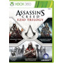 °° Assassins Creed Ezio Trilogy Para Xbox 360 °° En Bnkshop