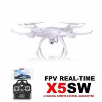 Dron Syma X5sw Foto Video Fpv Tiempo Real Curso Gratis