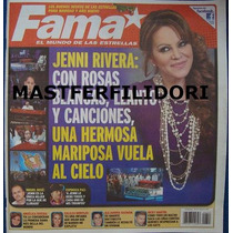 Jenni Rivera Revista Fama De Enero 2013