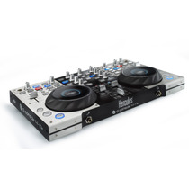 Hercules Mx 4 Consola Pro Dj Mezcladora Digital Virtual