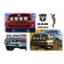 Barras De Luces Y Defensas Para Dodge Ram
