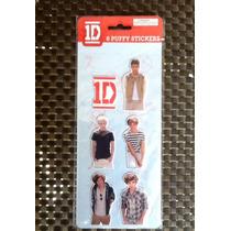 One Direction Paquete C/6 Estampas Artículo Oficial. Fn4
